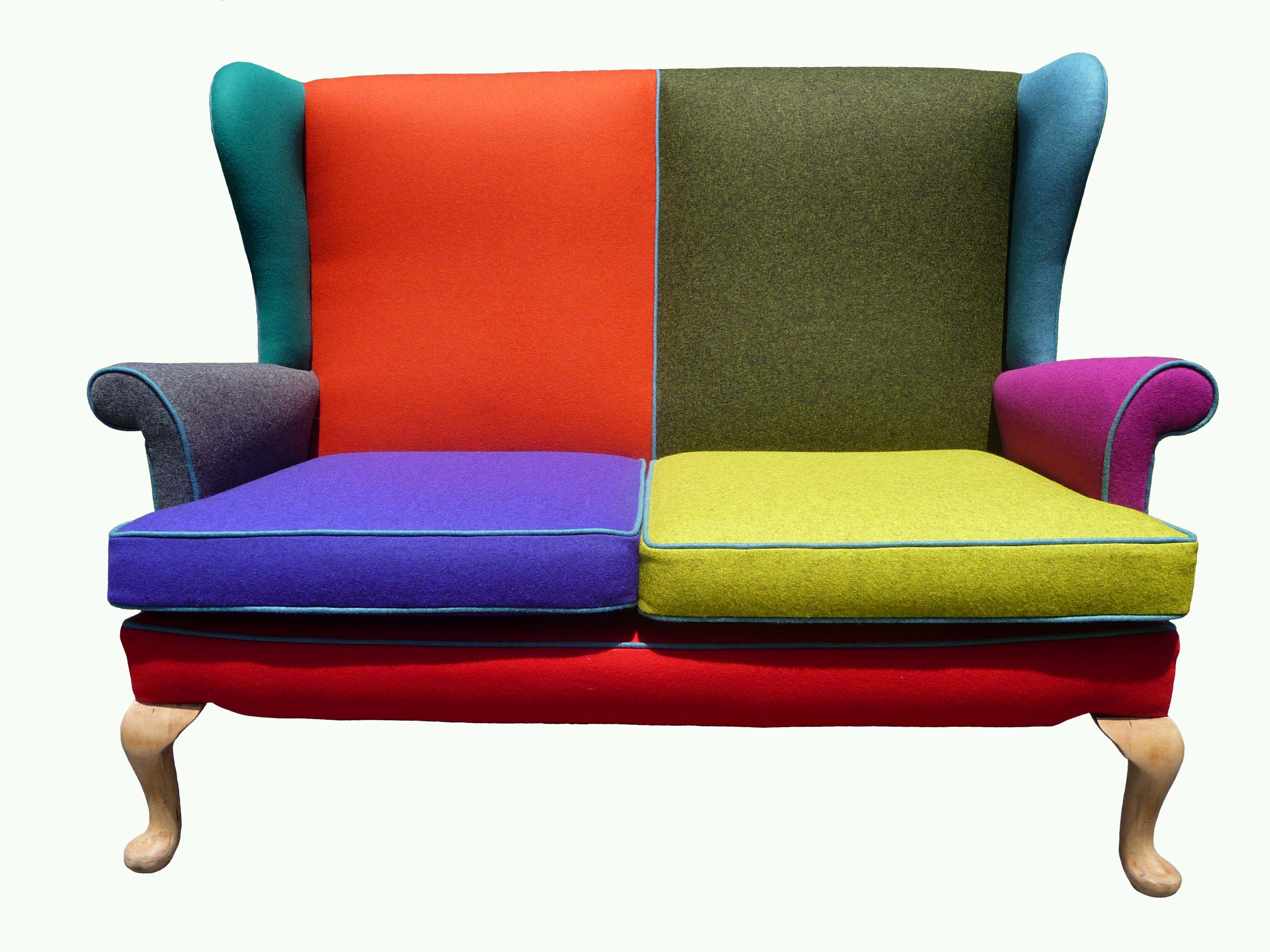 The kitsch revolution kronodesigners for Funky designer furniture