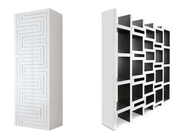 The REK bookcase - Reinier de Jong