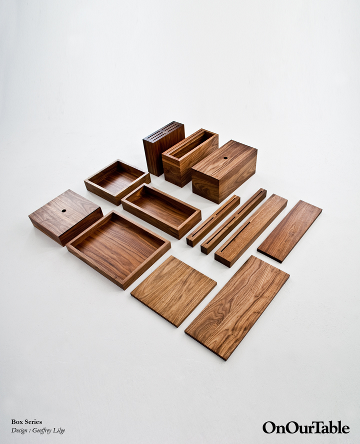The Box Series by OnOurTable