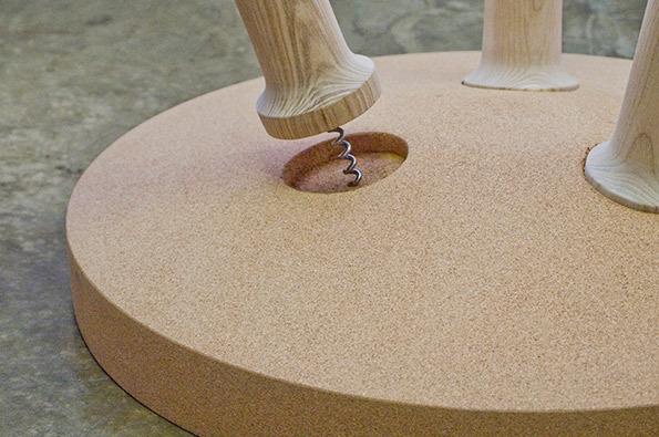 Gonçalo Campos - the Rolhaî table