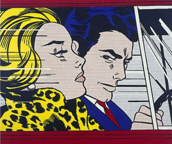 Estate of Roy Lichtenstein DACS, 2013
