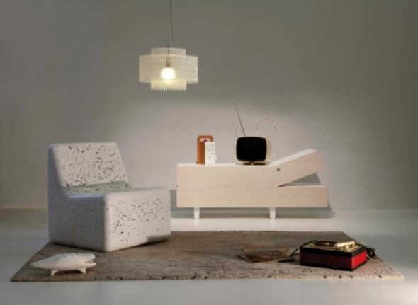 Neotoi Family, designed by Roberto Giacomucci