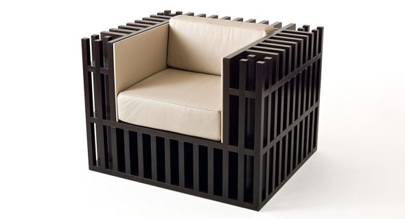 The Bibliochaise by Nobody & Co