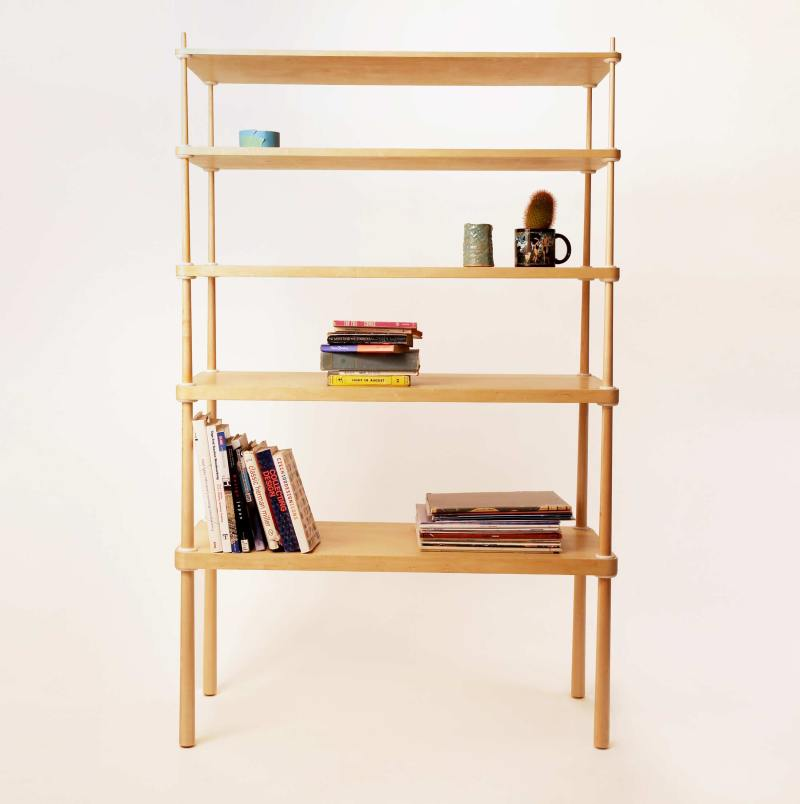 Jamie Wolfond's 'Graded Shelving Kit'