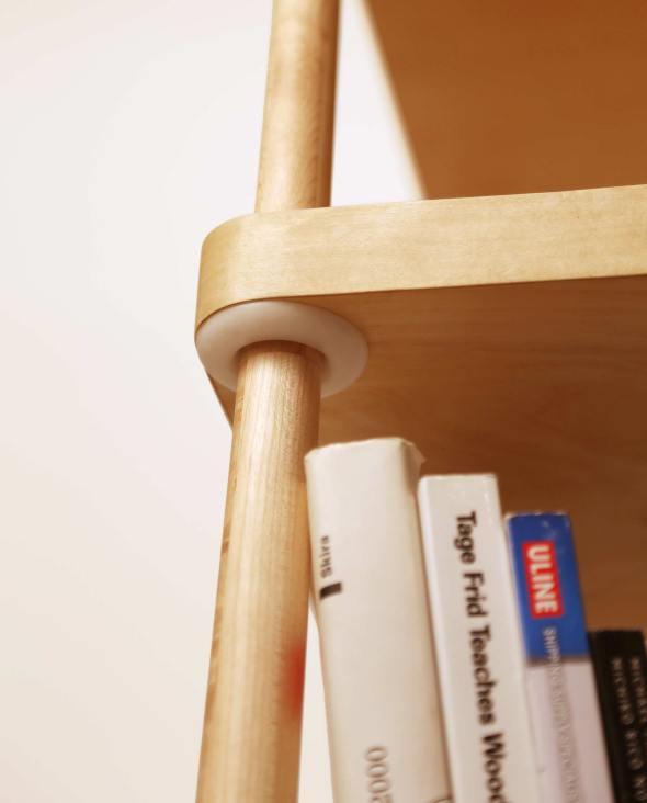 Jamie Wolfond's 'Graded Shelving Kit'