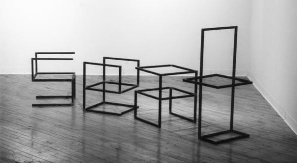 Joel Wolter: Typeface-Interiors