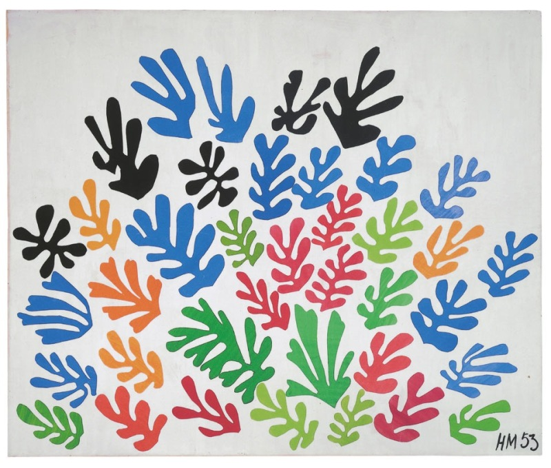 'Henri Matisse: The Cut-Outs'