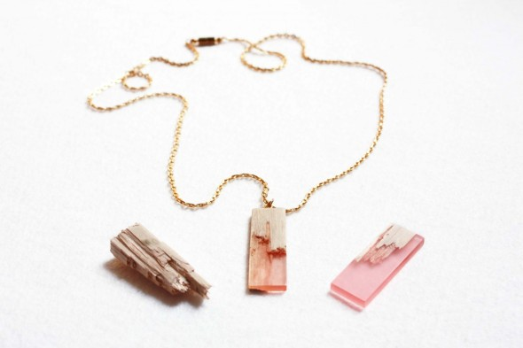 Designer Marcel Dunger's jewellery